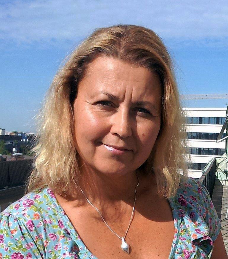 bild på Ann-Christin Kärrman